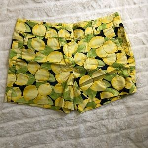 Ann Taylor Factory Lemon City Shorts